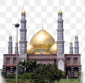 Islam - Dian Al-Mahri Mosque Jakarta Al Fateh Grand Mosque Al-Masjid An-Nabawi Great Mosque Of Mecca PNG