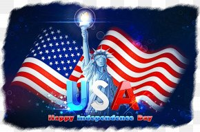 Flag Day Usa Flag - Fourth Of July Background PNG