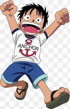 Monkey D Luffy Transparent Background - Monkey D. Luffy Roronoa Zoro Vinsmoke Sanji One Piece PNG