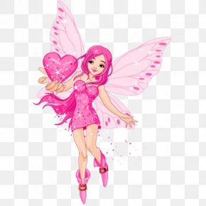 Fairy - Fairy Love Clip Art PNG