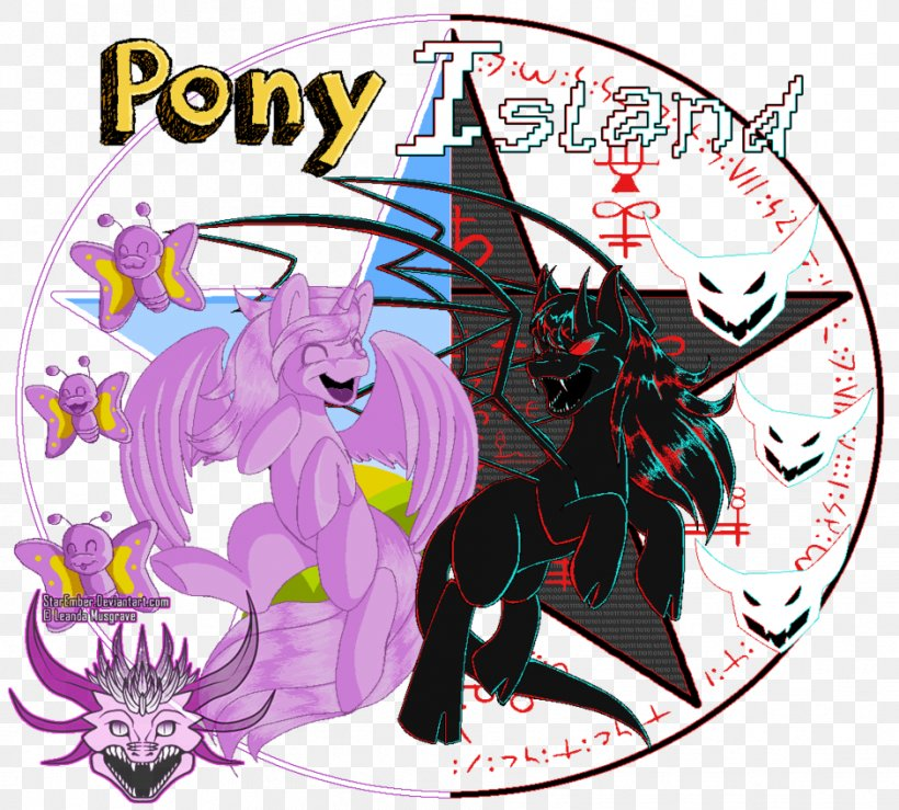 Pony island horror game