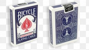 Bicycle - Bicycle Playing Cards United States Playing Card Company Trick Deck PNG