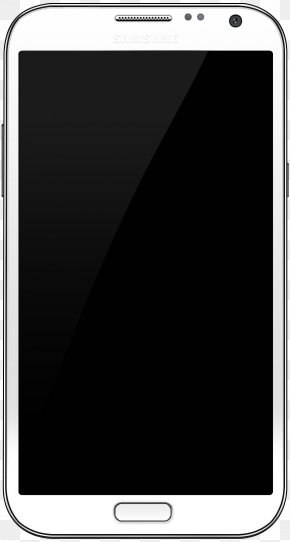 Samsung - Samsung Galaxy Note 4 Form Factor Template PNG