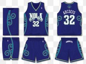 T-shirt - Charlotte Hornets T-shirt Sports Fan Jersey Uniform Sleeve PNG