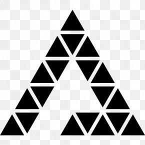 Color Geometric Shapes - Triangle Shape Clip Art PNG
