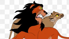 Lion - Lion Scar Zira Sarabi Mufasa PNG