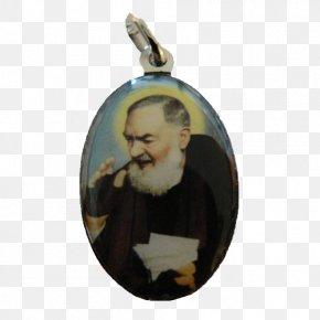 Padre Pio - Padre Pio Saint Holy Card Purgatory Michael PNG