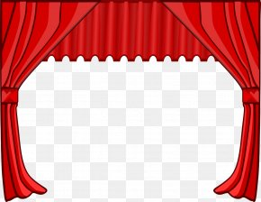 Curtains - Talent Show Royalty-free Clip Art PNG