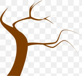 Branches Cliparts - Tree Silhouette Drawing Clip Art PNG