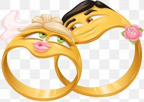 Wedding - Wedding Anniversary Birthday Wedding Ring PNG
