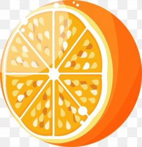 Orange Fruit - Fruit Orange Juice Clip Art PNG