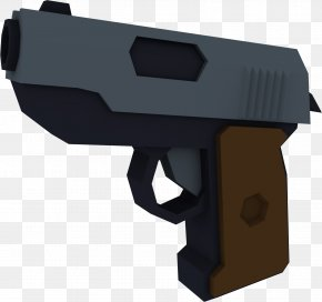 Handgun - Trigger Firearm Ranged Weapon Air Gun PNG