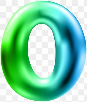 Number Zero Transparent Clip Art - Number Six Sharon