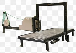 Movable Arch Design - Strapping Wulftec International Packaging And Labeling Stretch Wrap Machine PNG