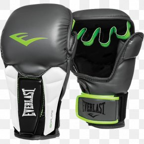 Boxing - Everlast Boxing Glove Mixed Martial Arts PNG