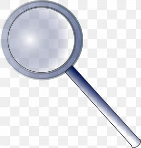 Magnifying Glass - Magnifying Glass Lens Clip Art PNG