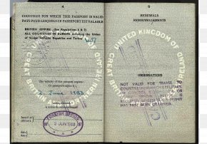 Passport - Indian Passport Travel Document Travel Visa PNG