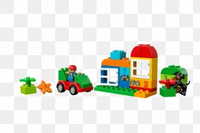 Toy - LEGO 10572 DUPLO All-in-One Box Of Fun Lego Duplo Toy Amazon.com PNG