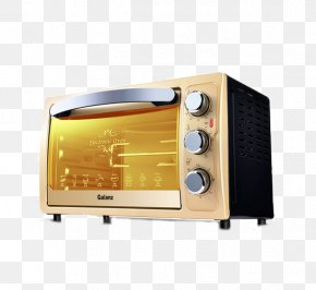 Golden Oven - Oven Electricity Electric Stove Gratis PNG