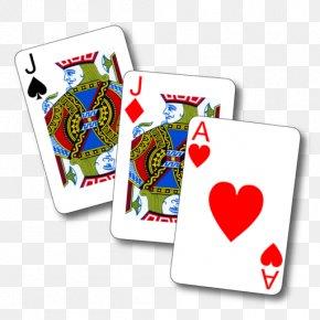 T-shirt - Card Game Playing Card Hearts Jack T-shirt PNG