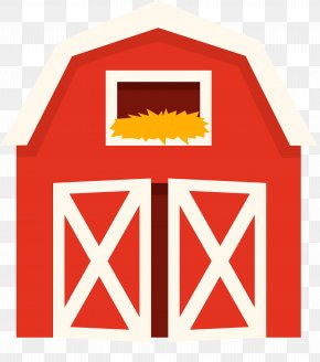 Farm House - Cattle Farm Pen Barn Clip Art PNG