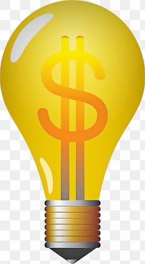 Incandescent Light Bulb Light Bulb - Light Bulb PNG