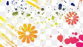 Paint Splash - Paint Euclidean Vector Ink Computer File PNG