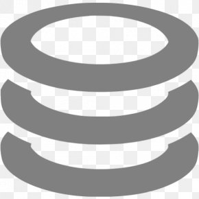 Database Icon - Clip Art Database Red PNG