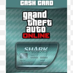 Shark - Grand Theft Auto V Grand Theft Auto Online Shark PlayStation 4 Video Game PNG