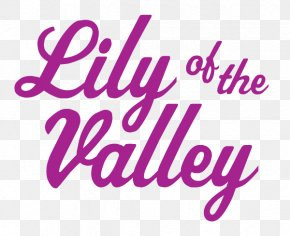 Lily Of The Valley Garden - Logo In The Unlikely Event Brand Clip Art Font PNG