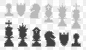 Chess - Chess Piece Knight Rook Clip Art PNG