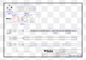 Cat5 - Electrical Drawing Datasheet Mechanical Engineering Technical Documentation Product PNG