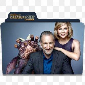 Jim Henson - Gigi Edgley Jim Henson's Creature Shop Challenge Farscape Brian Henson Sci-Fi Channel PNG
