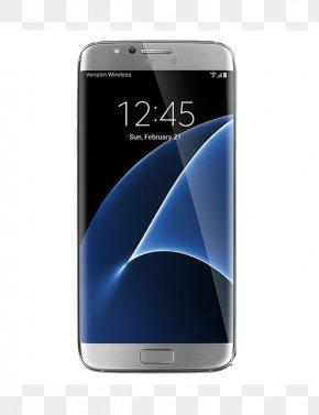 Samsung - Samsung GALAXY S7 Edge Samsung Galaxy Note Edge Smartphone Telephone PNG