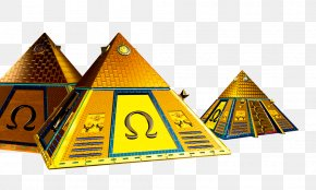 Pyramid - Ecological Pyramid PNG