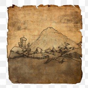 Treasure - Elder Scrolls Online: Morrowind The Elder Scrolls III: Morrowind The Elder Scrolls V: Skyrim The Elder Scrolls Online Treasure Map PNG