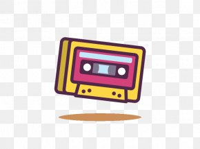 Magnetic Tape - Magnetic Tape Illustration PNG