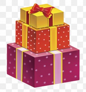 Gift Box - Christmas Gift Birthday PNG
