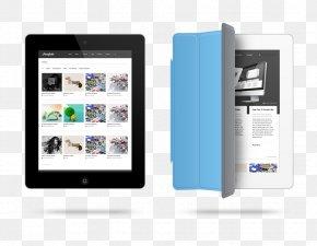 Black Tablet - IPad 3 IPad Pro Mockup PNG