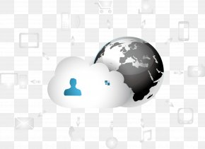 Cloud Server - Computer Network Logo Cloud Computing File Sharing PNG
