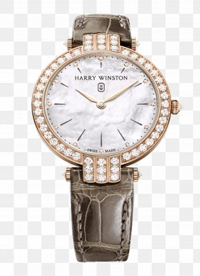 Watch - Harry Winston, Inc. Rolex Submariner Watch Jaeger-LeCoultre Jewellery PNG