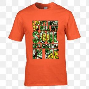 T-shirt - T-shirt Hoodie Gildan Activewear Clothing PNG
