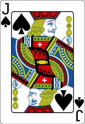 Cards - Jack Playing Card Spades Valet De Pique Card Game PNG