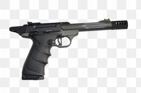 Trigger Airsoft Guns Firearm Browning Buck Mark PNG