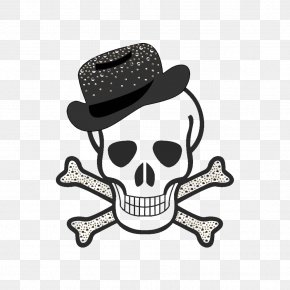 Skull - Skull And Crossbones Human Skull Symbolism Poison PNG