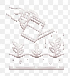 Hand Plant Icon - Agriculture Icon Cultivate Icon Garden Icon PNG