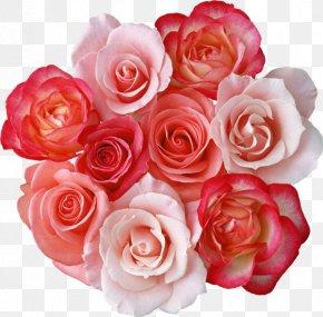 Roses Bouquet Clipart - Rose Flower Bouquet Clip Art PNG