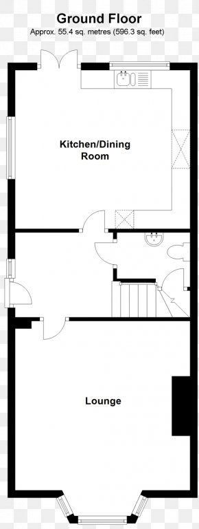 Lake Isle Of Wight - Floor Plan Open Plan Storey House PNG