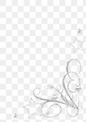 Silver Decorative Material - Silver PNG