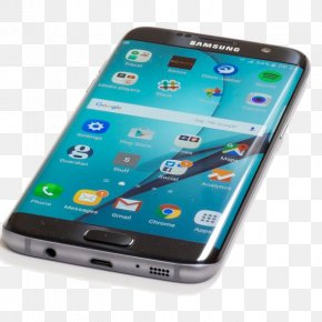 Samsung - Samsung GALAXY S7 Edge Samsung Galaxy S8 Samsung Galaxy Note 7 Smartphone PNG